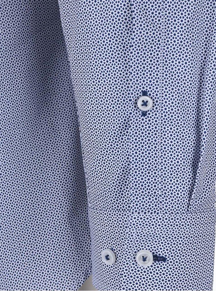 Cămașă Seidensticker albastră cu carouri