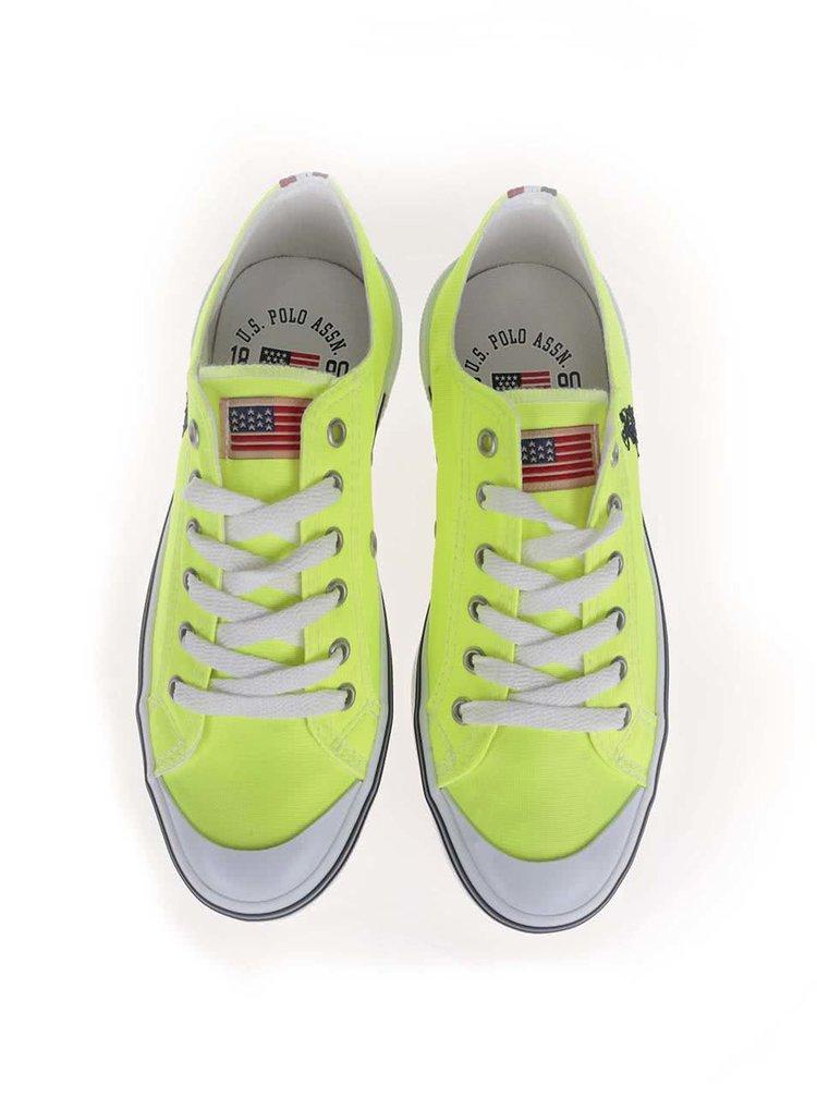 Pantofi sport U.S. Polo Assn. Norw Fluo pentru femei