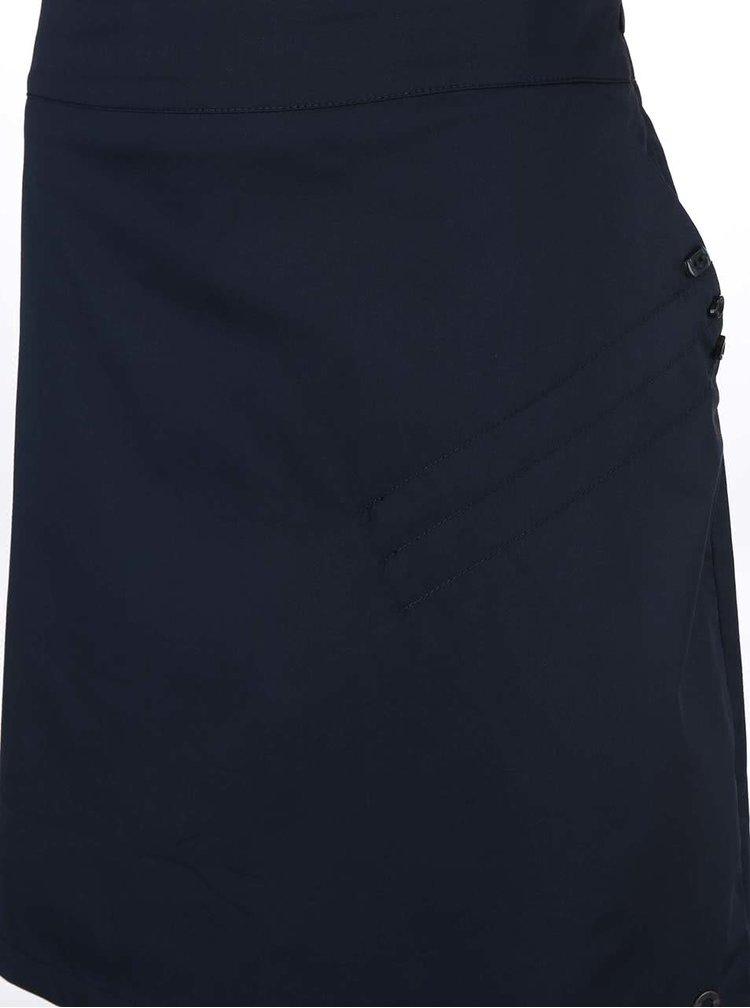 Tmavě modrá sukně Skunkfunk Hestia