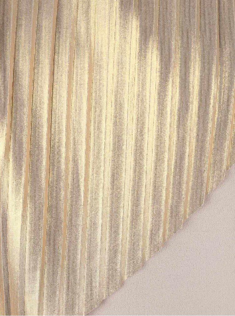 Top ve zlato-béžové barvě Alchymi Topaz