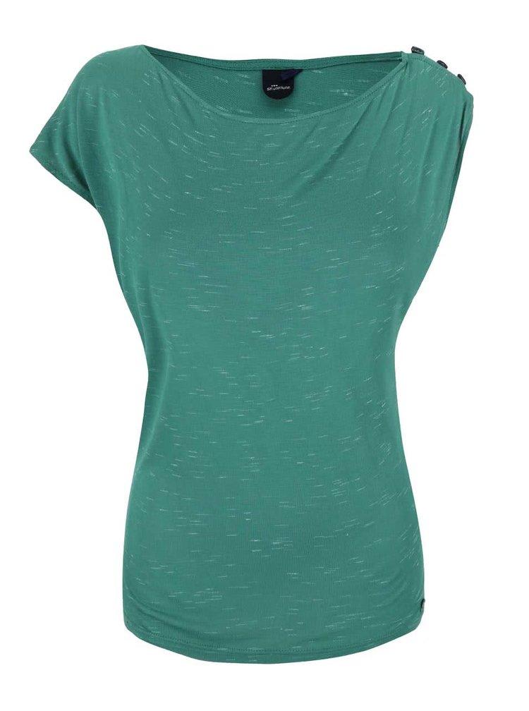 Zelené tričko Skunkfunk Elektra
