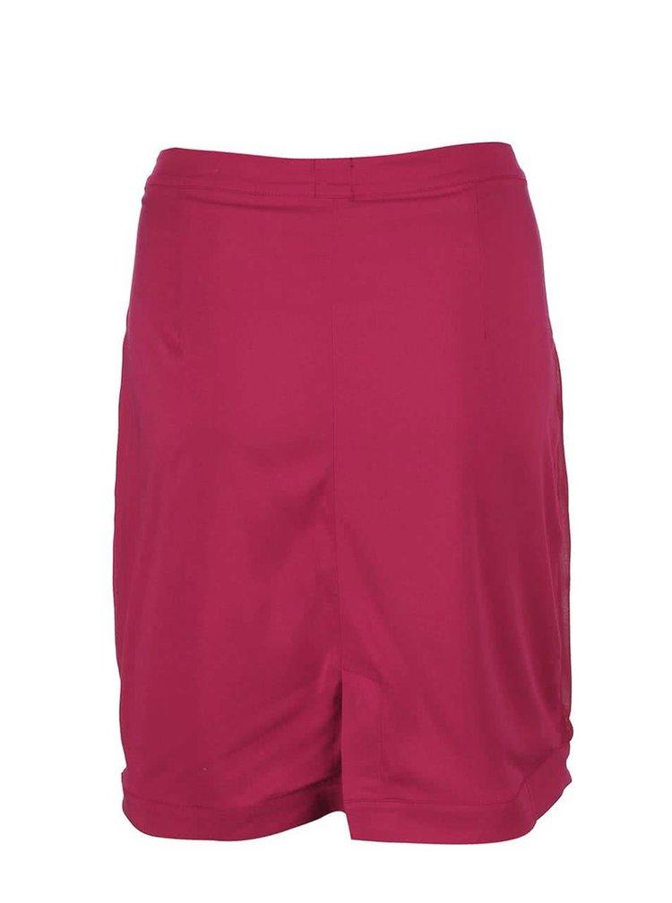 Fuchsiová sukně Skunkfunk Zelatrice