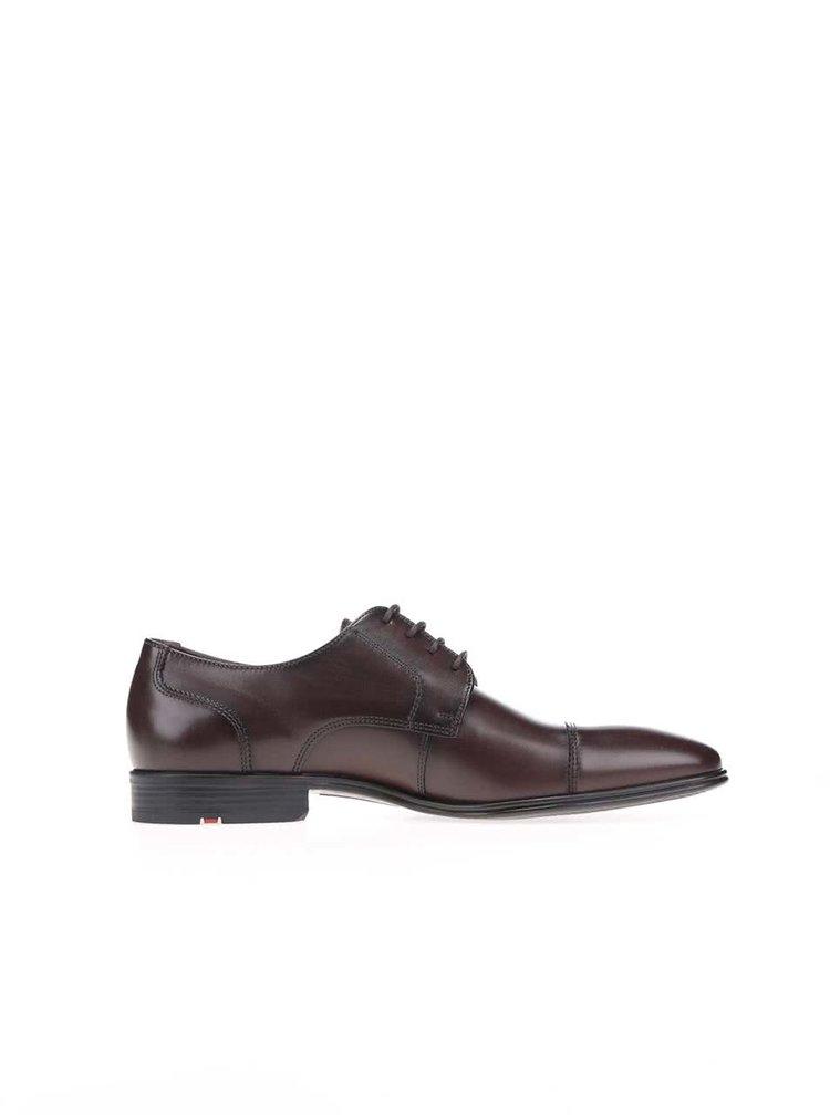 Pantofi Lloyd Hakon negri din piele