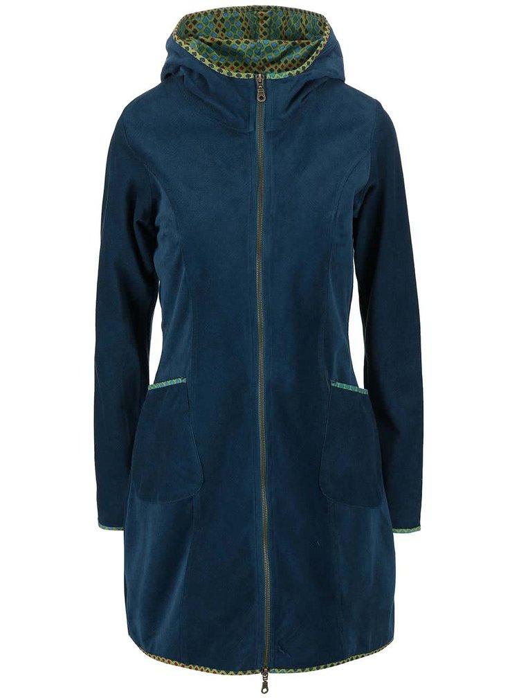 Jachetă Tranquillo Gael albastru-petrol