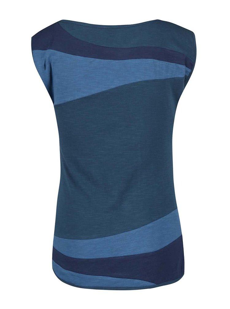 Top Tranquillo Phinia albastru
