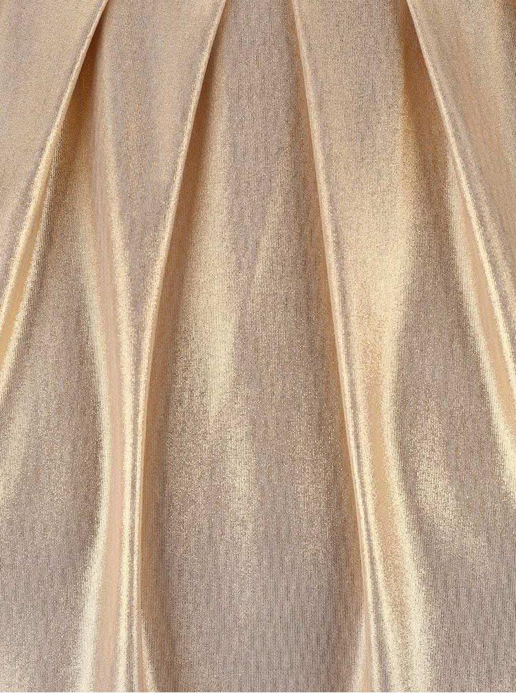 Šaty ve zlaté barvě Alchymi Amber