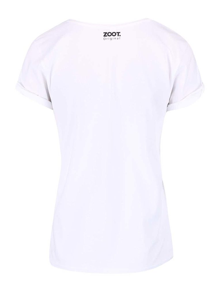 Bílé dámské tričko ZOOT Originál Nemám co na sebe