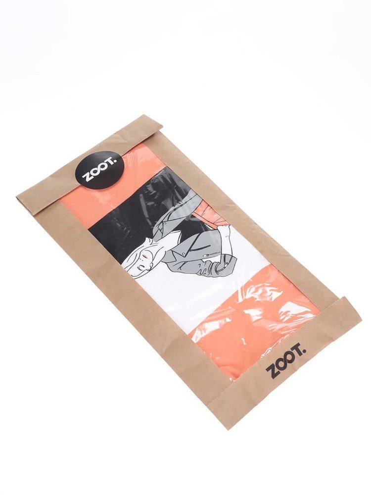 Tricou ZOOT Original Fashion de damă corai