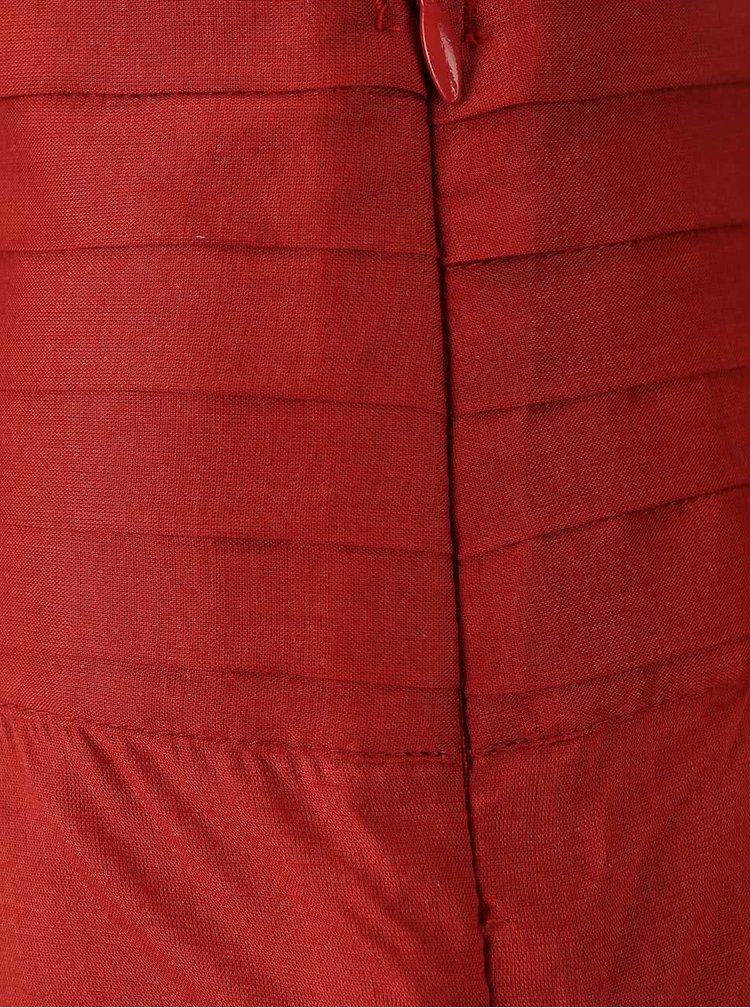 Fustă Tranquillo Jubilei roșie