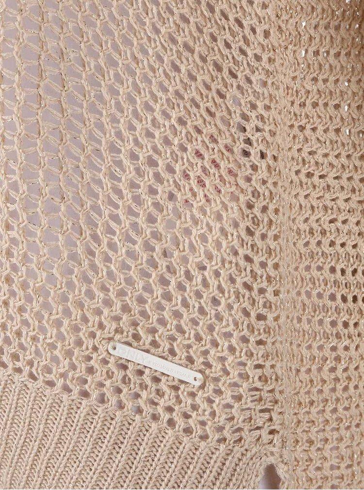 Béžový svetr Only Gappi