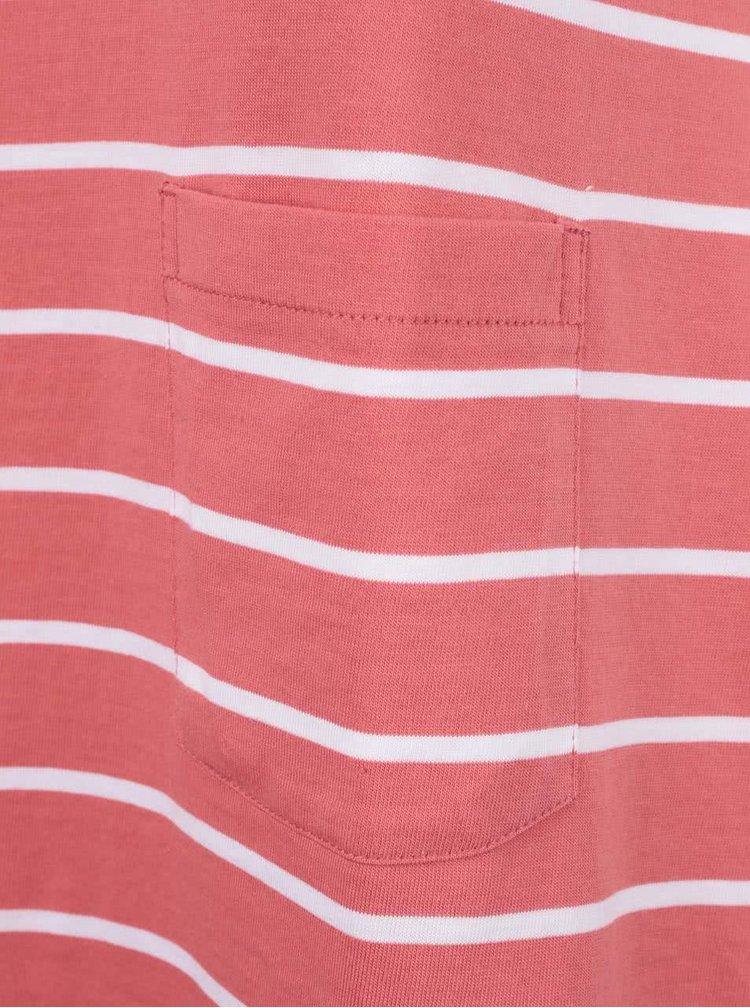 Rochie Brakeburn Stripe roz