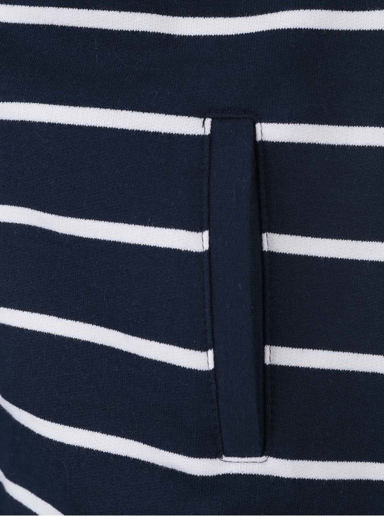 Tmavě modré pruhované sako Brakeburn Stripe