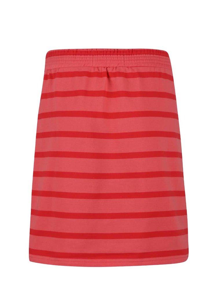 Ružová pruhovaná sukňa Brakeburn Stripe