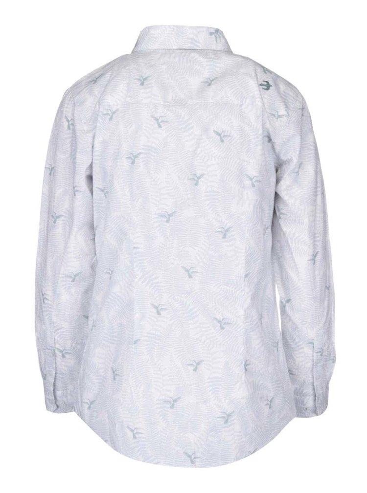 Cămașă Brakeburn Hummingbird albă