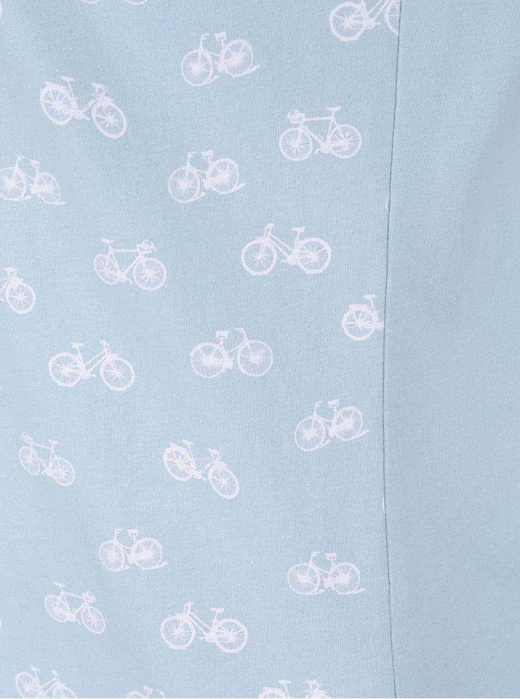 Tricou Brakeburn Bikes albastru deschis