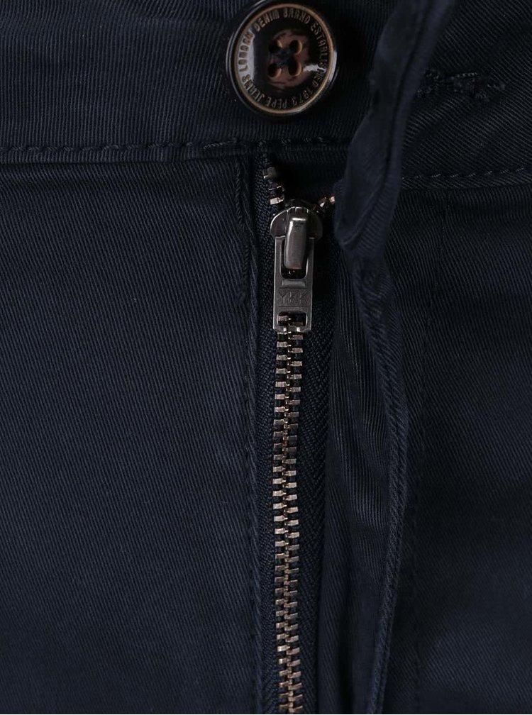 Pantaloni scurți bărbătești Pepe Jeans McQueen navy