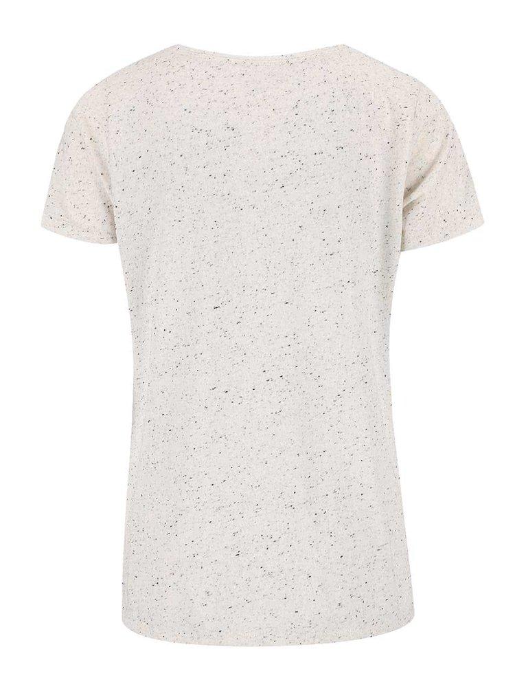 Sivé dámske tričko Pepe Jeans Elena