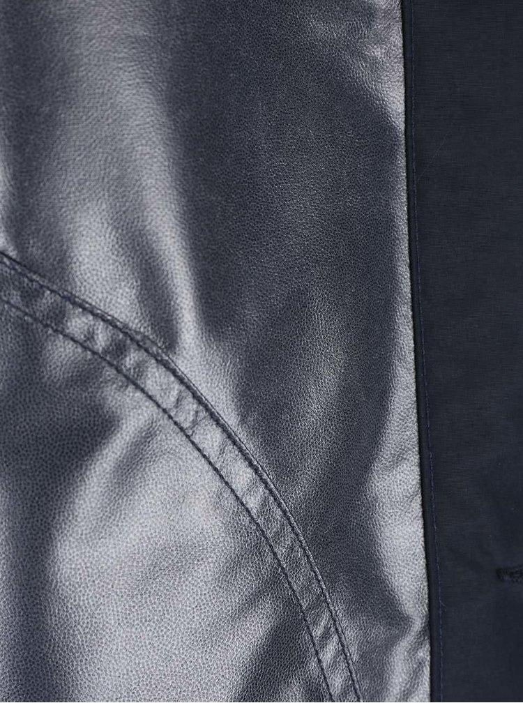 Tmavomodrý pánsky kabát Broadway Denny