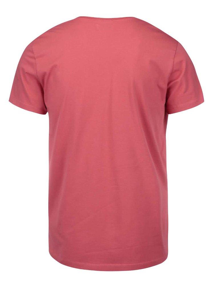 Tricou bărbătesc Pepe Jeans Original roșu