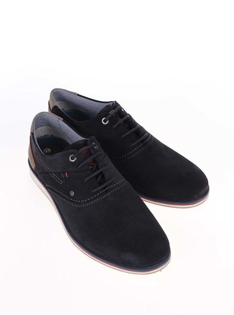 Pantofi sport S.Oliver albaștri, din piele