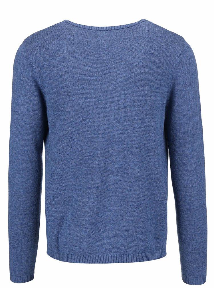 Modrý svetr Bertoni Lukas
