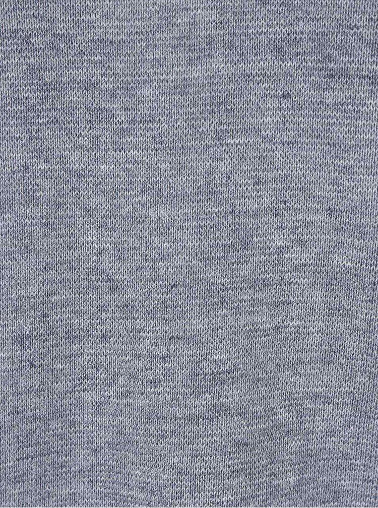 Bluză Bertoni Lukas gri