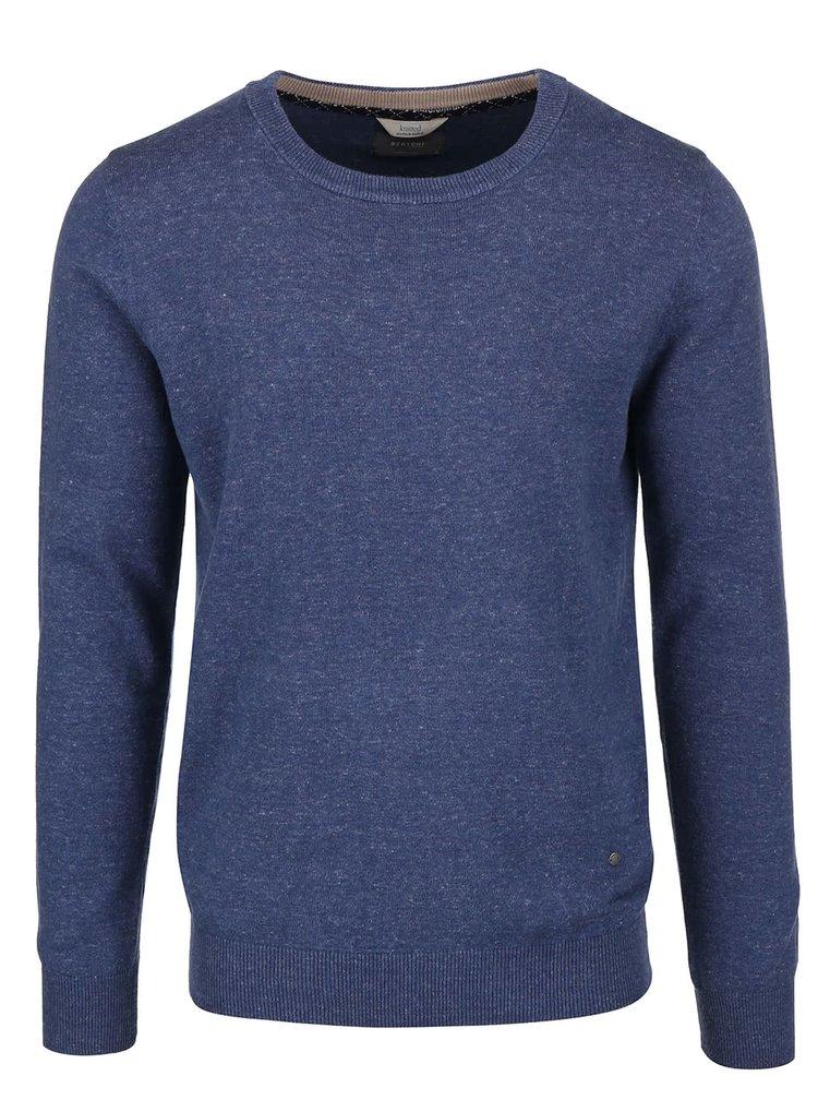 Bluză Bertoni Frederik albastru deschis