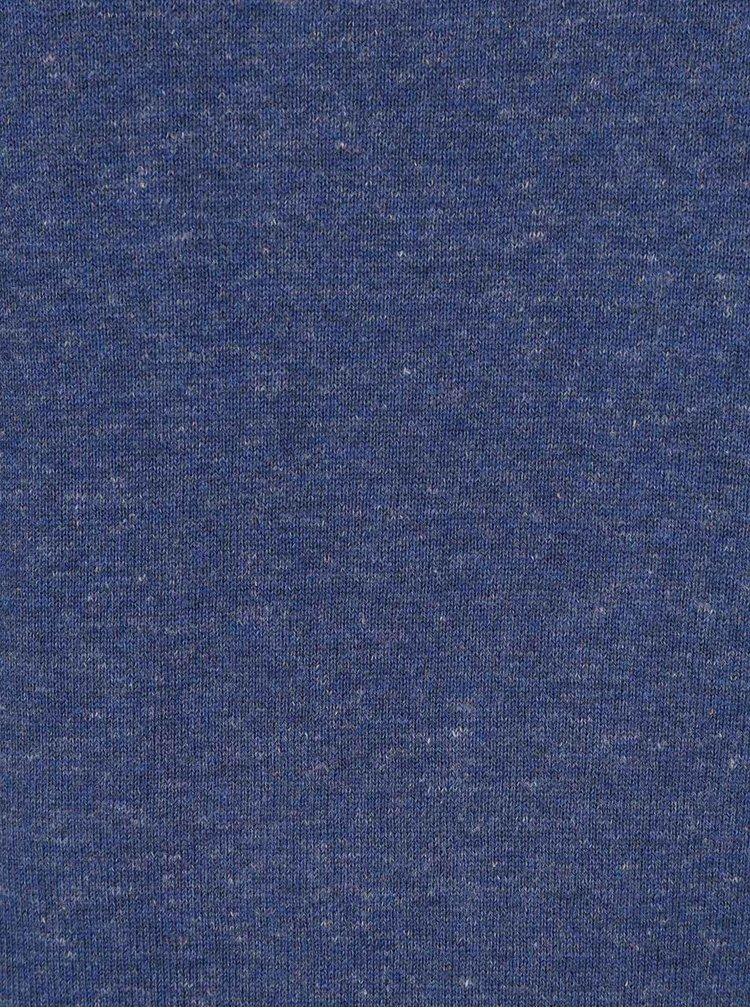 Světle modrý lehký svetr Bertoni Frederik