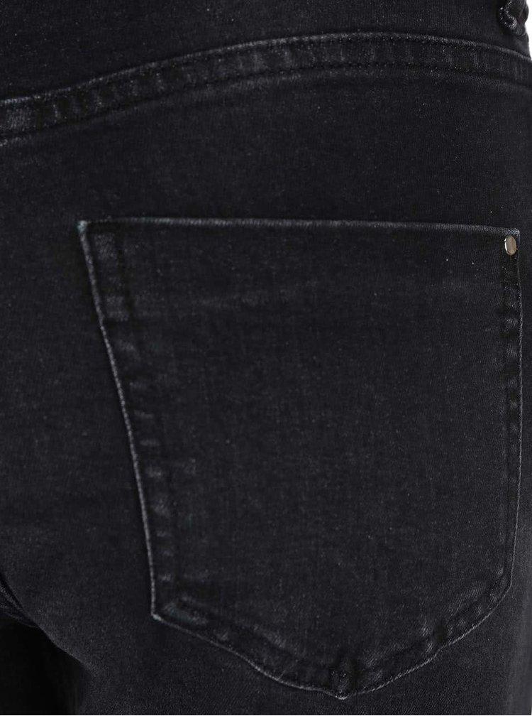 Černé skinny džíny Dorothy Perkins Darcy