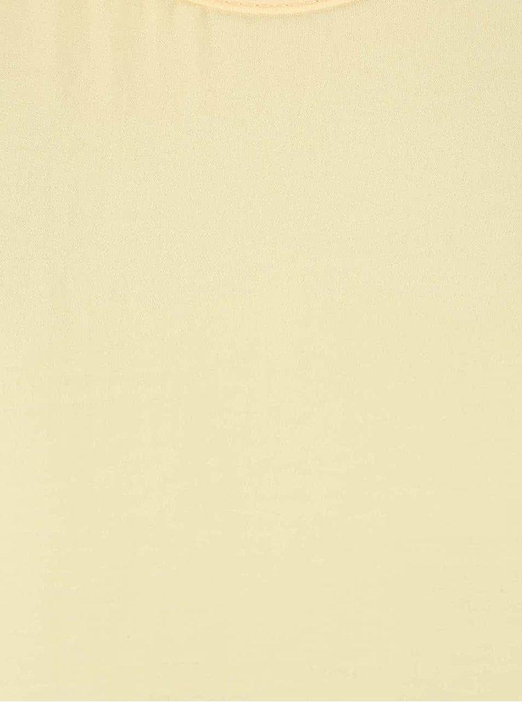 Žluté tílko VILA Melli