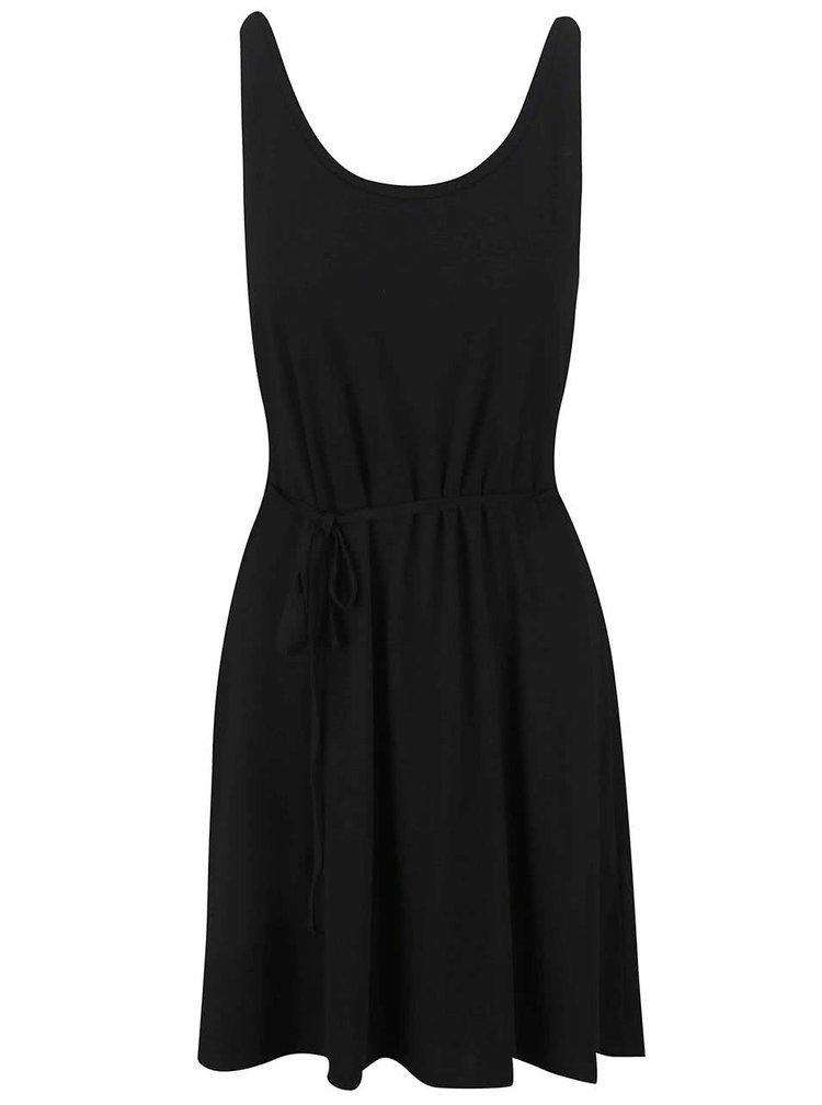 Černé šaty VILA Honesty