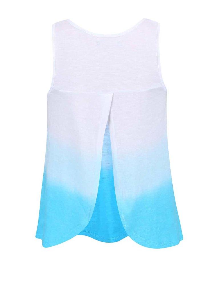 Maiou Blue Seven pentru fete albastru/alb cu efect ombre