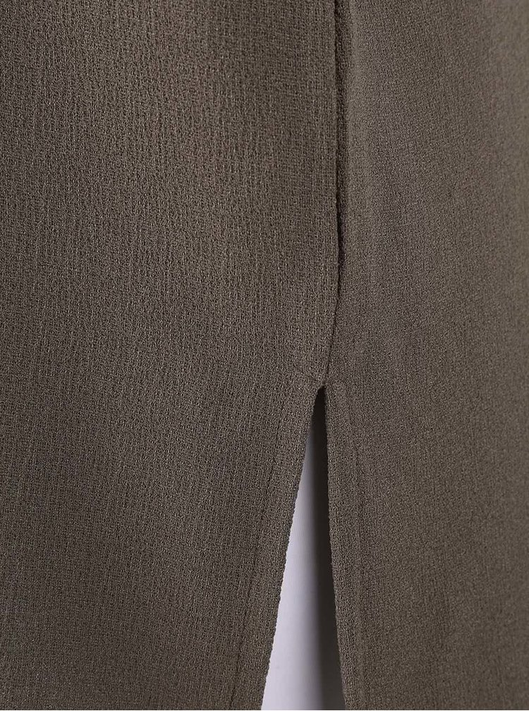 Bluza lunga ONLY Turner kaki