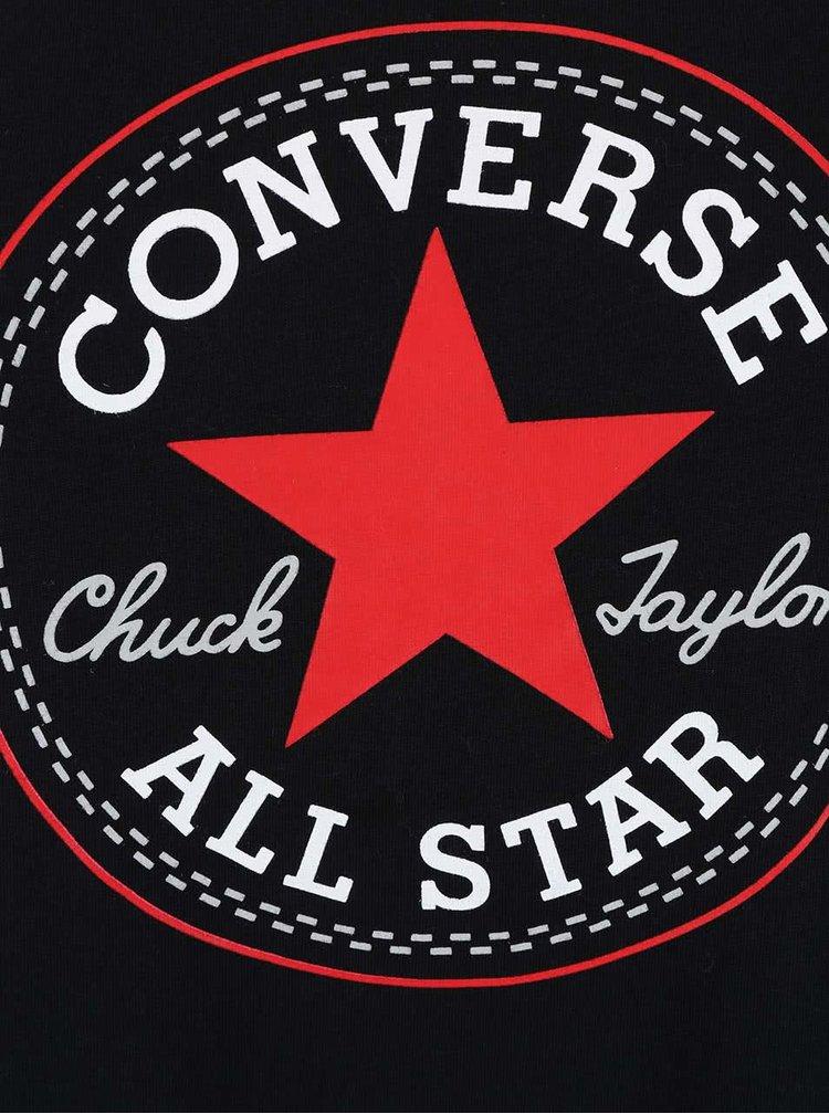 Černé dámské tílko Converse Chuck Patch Classic