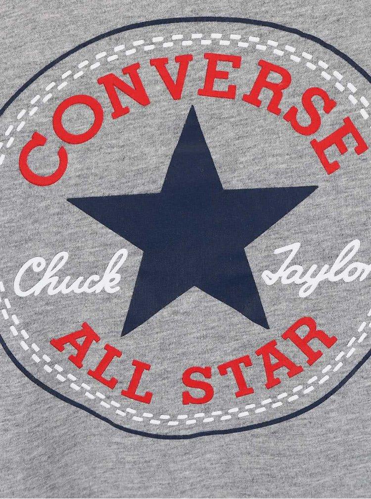 Maiou Converse Chuck Patch Classic gri