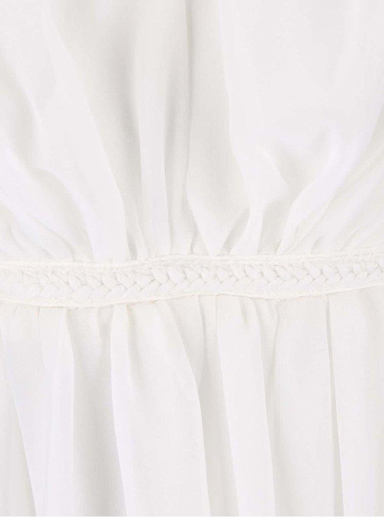 Biele šaty VILA Cotina