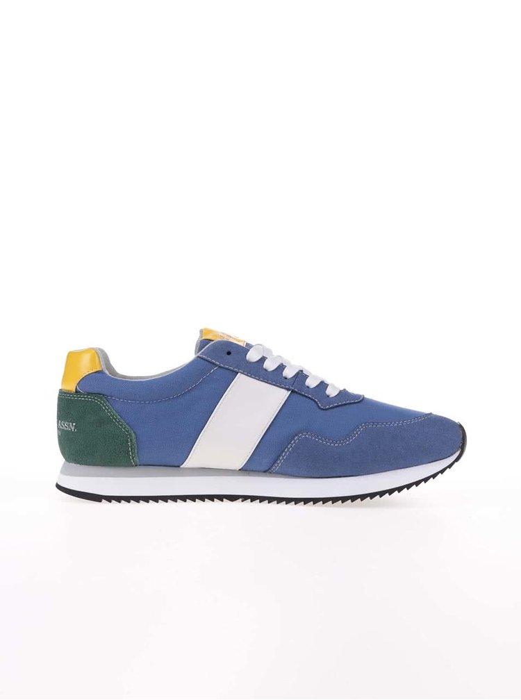 Pantofi sport U.S. Polo Assn. Natts verde/albastru
