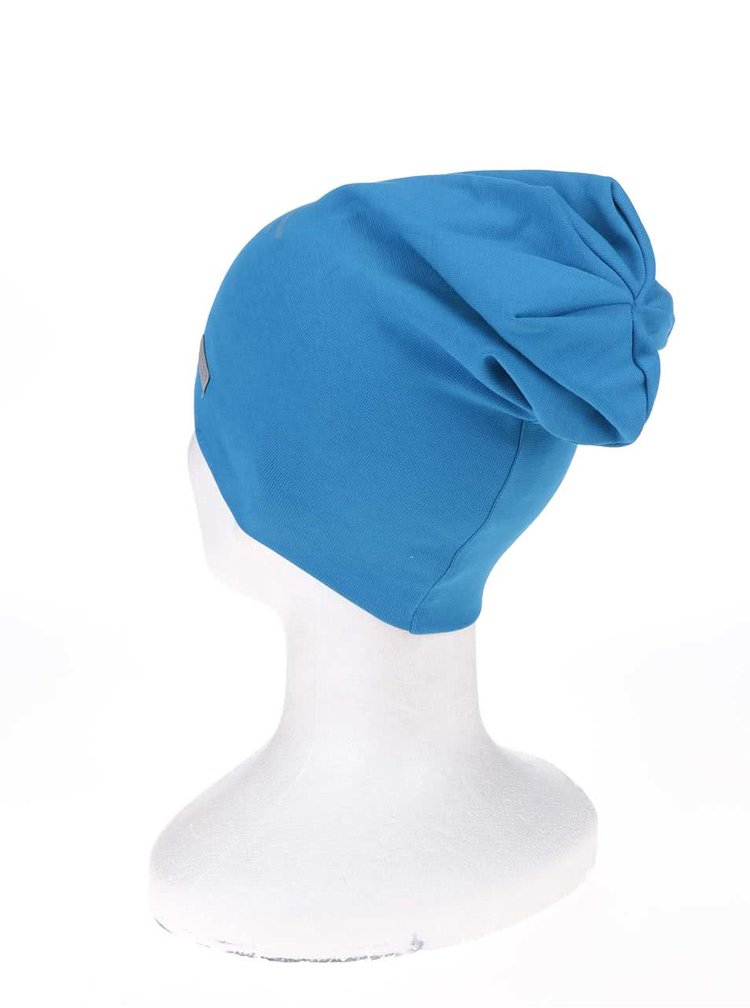 Căciulă name it Moppy albastră pentru copii cu model stea