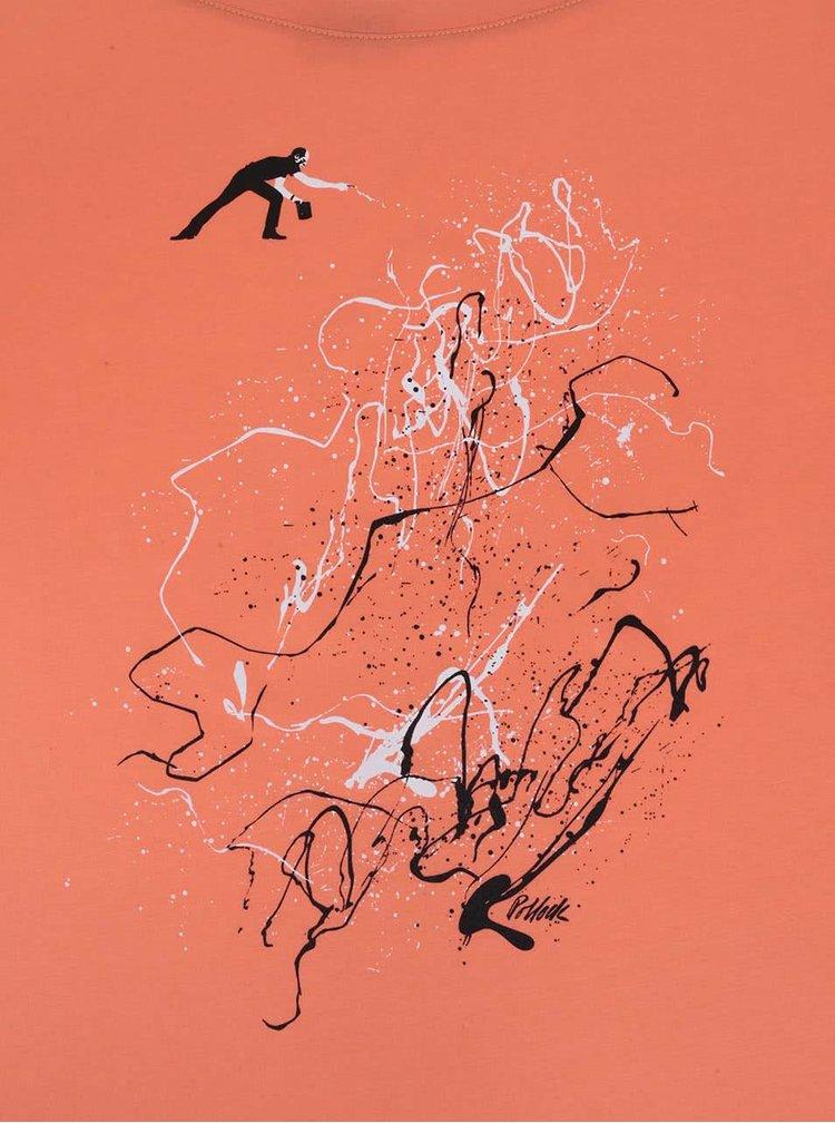 Tricou de damă ZOOT Original Pollock corai