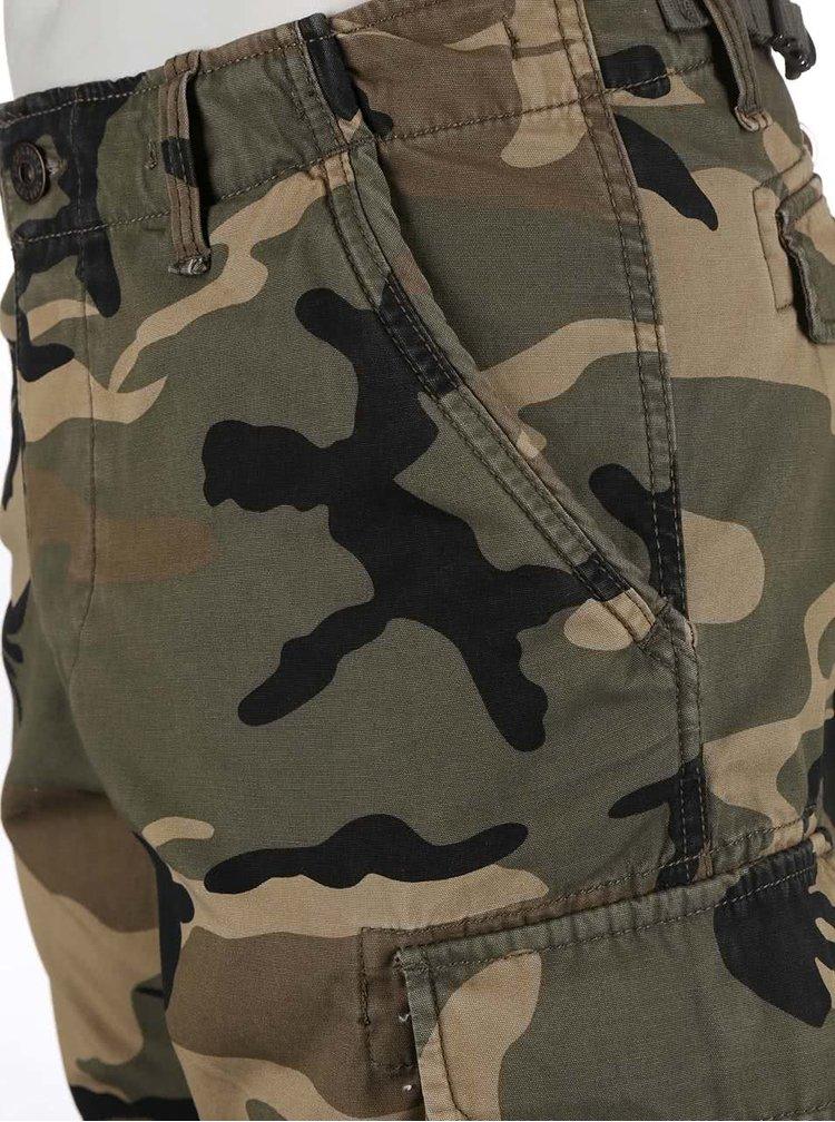 Pantaloni Jack & Jones Gary Camouflage