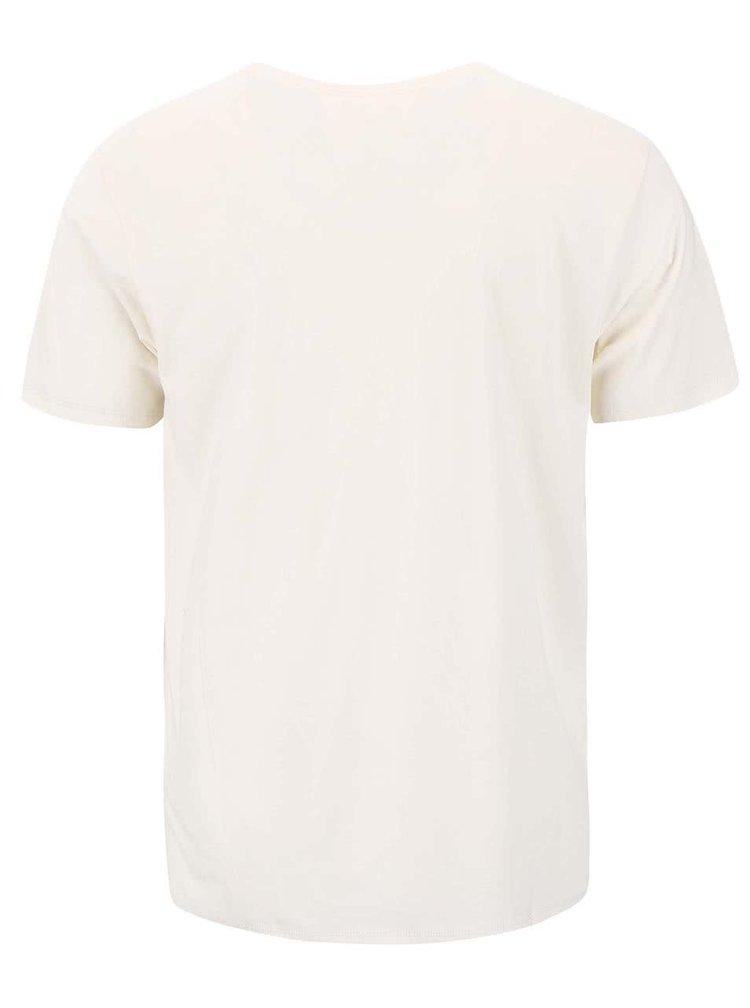 Krémové pánské triko s potiskem O'Neill Neos