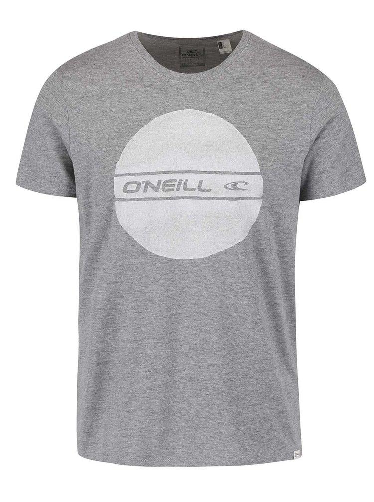 Tricou O'Neill Circle gri