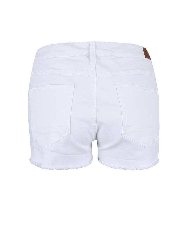 Bílé dámské šortky O'Neill Island