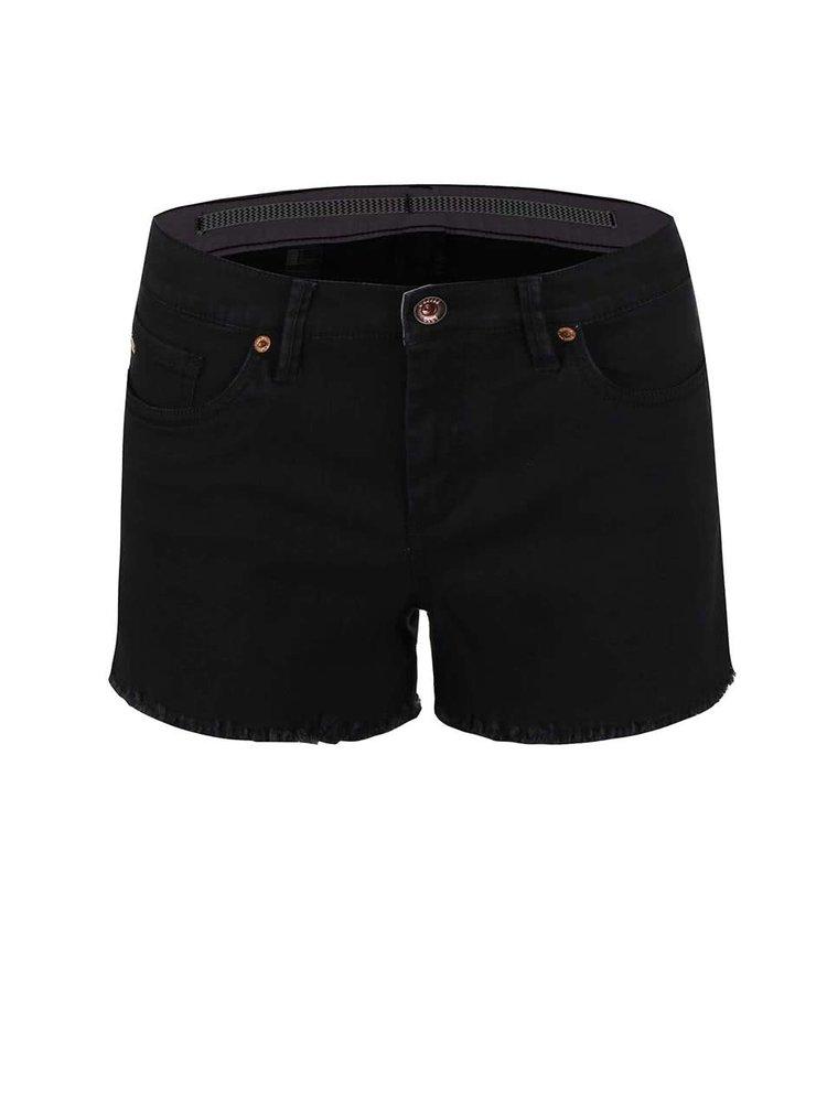 Pantaloni scurți O'Neill Island negri de damă