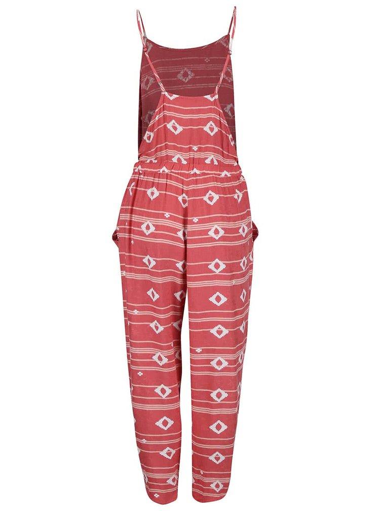 Salopetă Roxy Dakota roșie