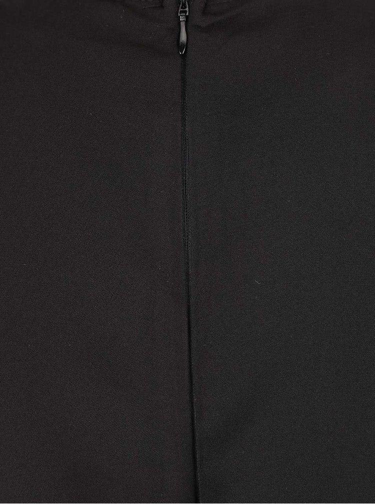Rochie cu imprimeu floral AX Paris neagră