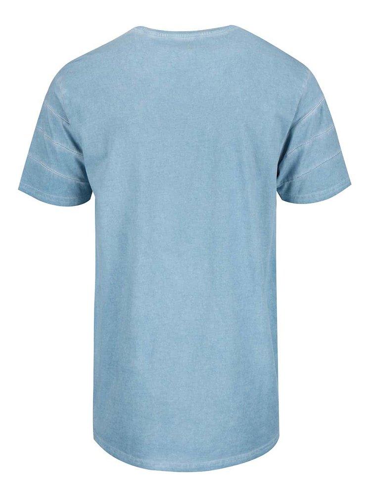 Tricou ONLY & SONS Silas albastru