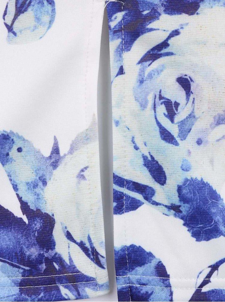 Rochie AX Paris albă cu print floral