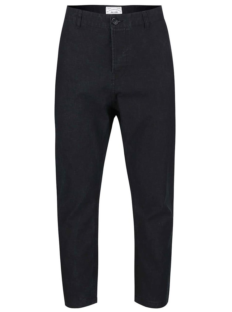 Čierne chino nohavice ONLY & SONS Tristan