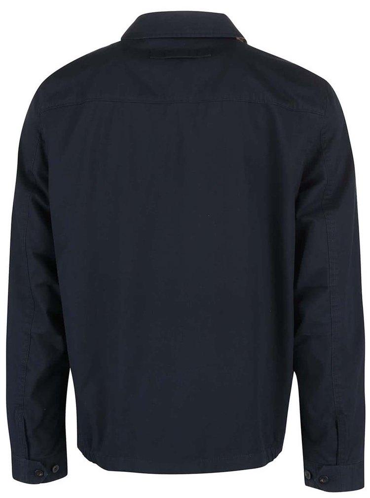 Tmavě modrá pánská bunda GANT